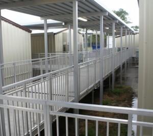 Aluminium Gangways