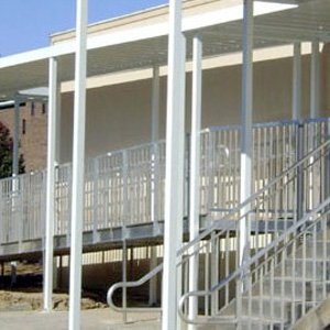 Metal Stairs Manufacturers