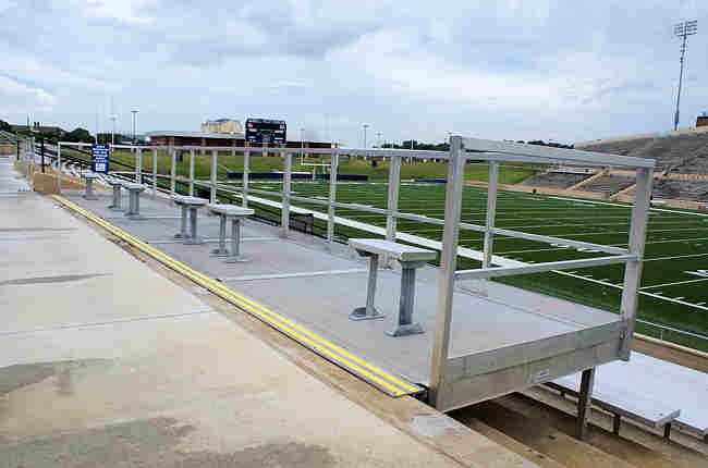Aluminum Platforms