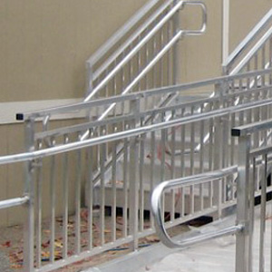 Aluminum Platforms And Ramps